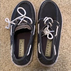 Sperry top sider boy shoe